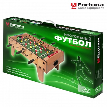 Футбол / кикер Fortuna Junior FD-31 настольный 69х37х24см.  �10