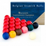 ШАРЫ ARAMITH TOURNAMENT CHAMPION PRO-CUP SNOOKER 52,4ММ